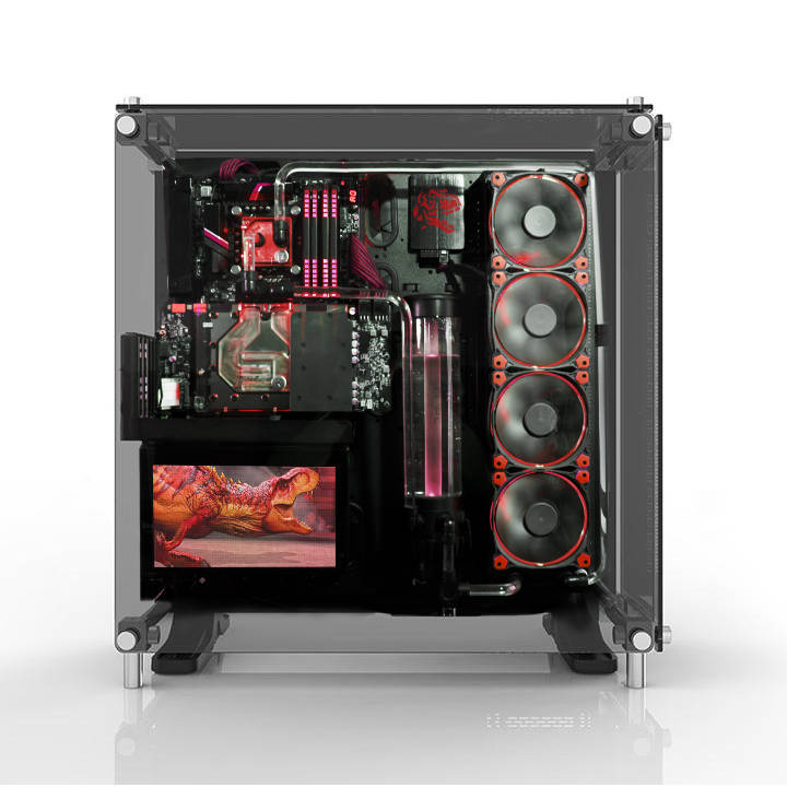 PC Watercooling gamer